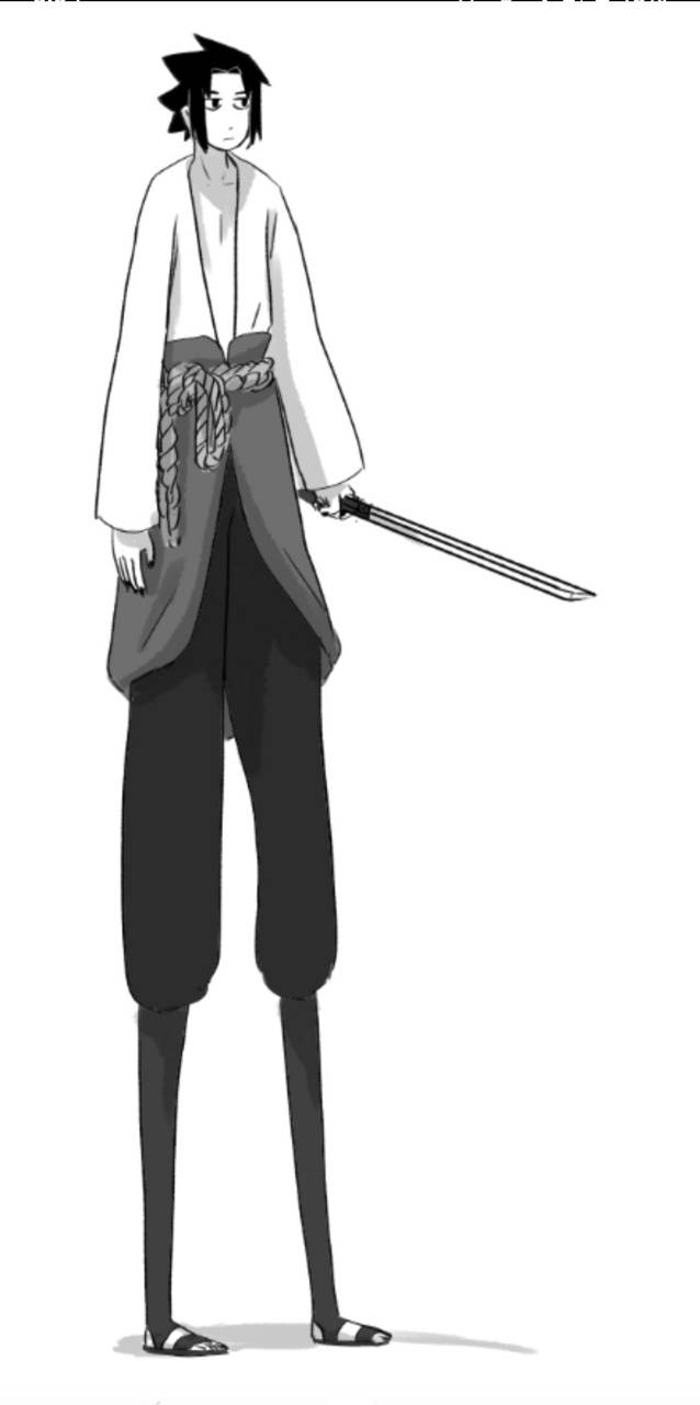 Long Sasuke