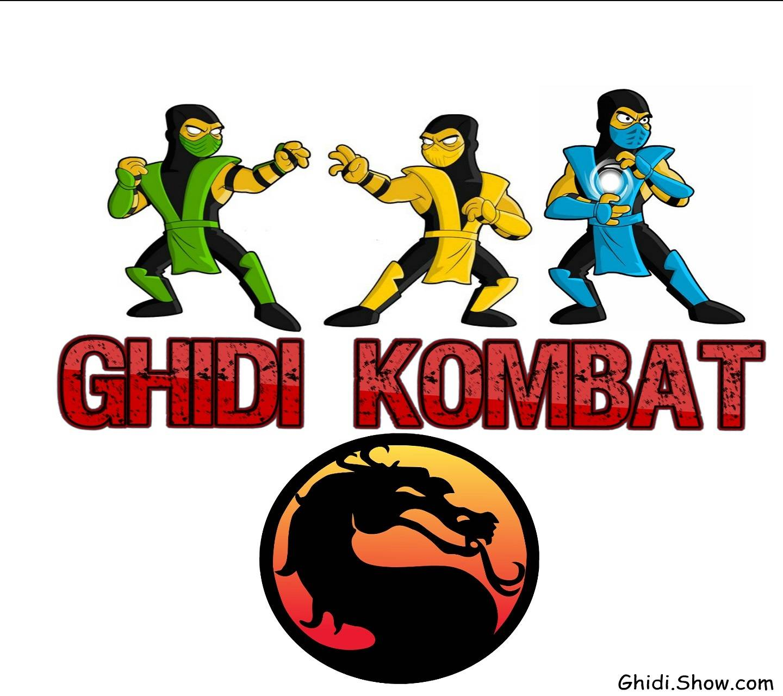 Ghidi Kombat