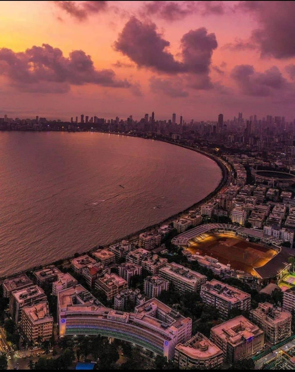 Mumbai Marine Lines