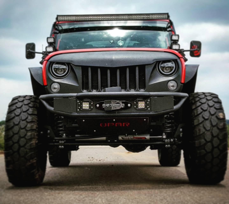 Angry Jeep