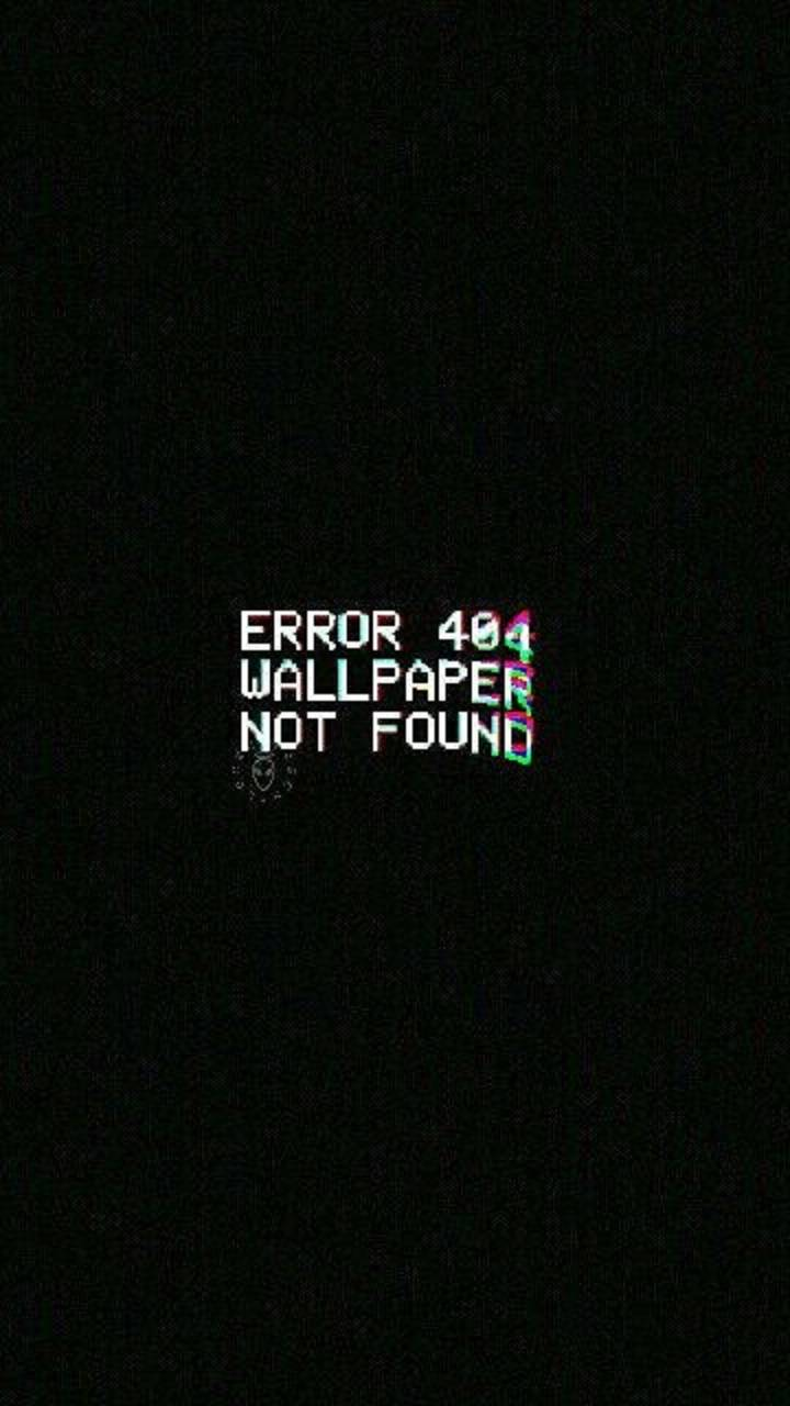 WALLPAPER NOT FOUND-