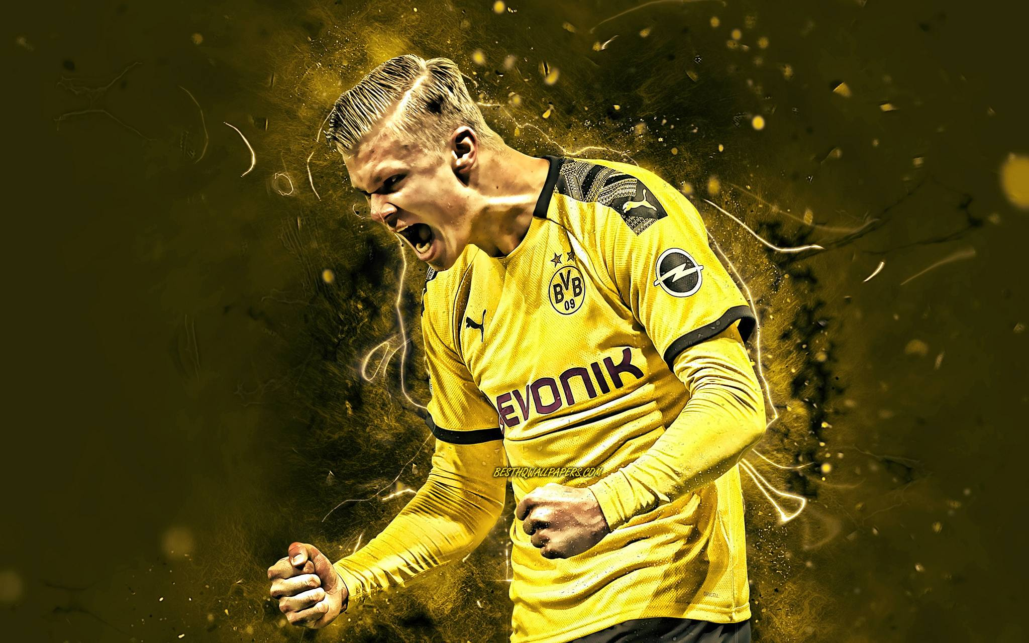 Erling Haaland Wallpaper By Elnaztajaddod A2 Free On Zedge