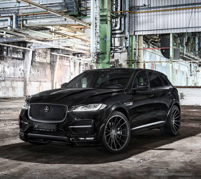 Tuned Jaguar