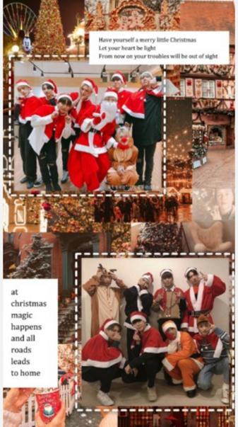 Christmas Ateez