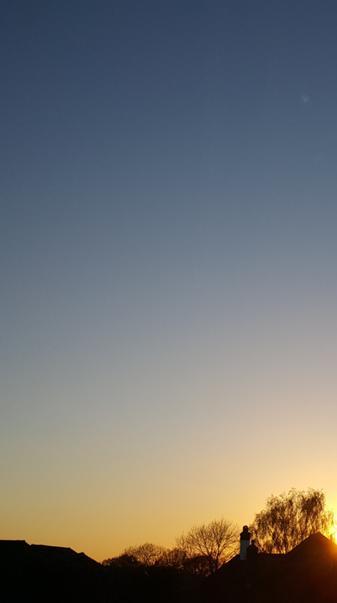 4k Sunset