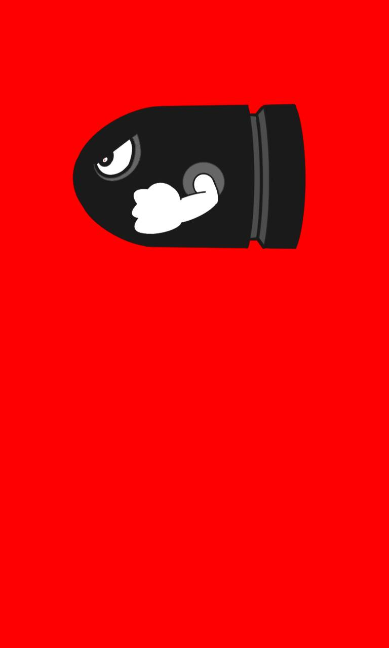 Super Mario Bullet