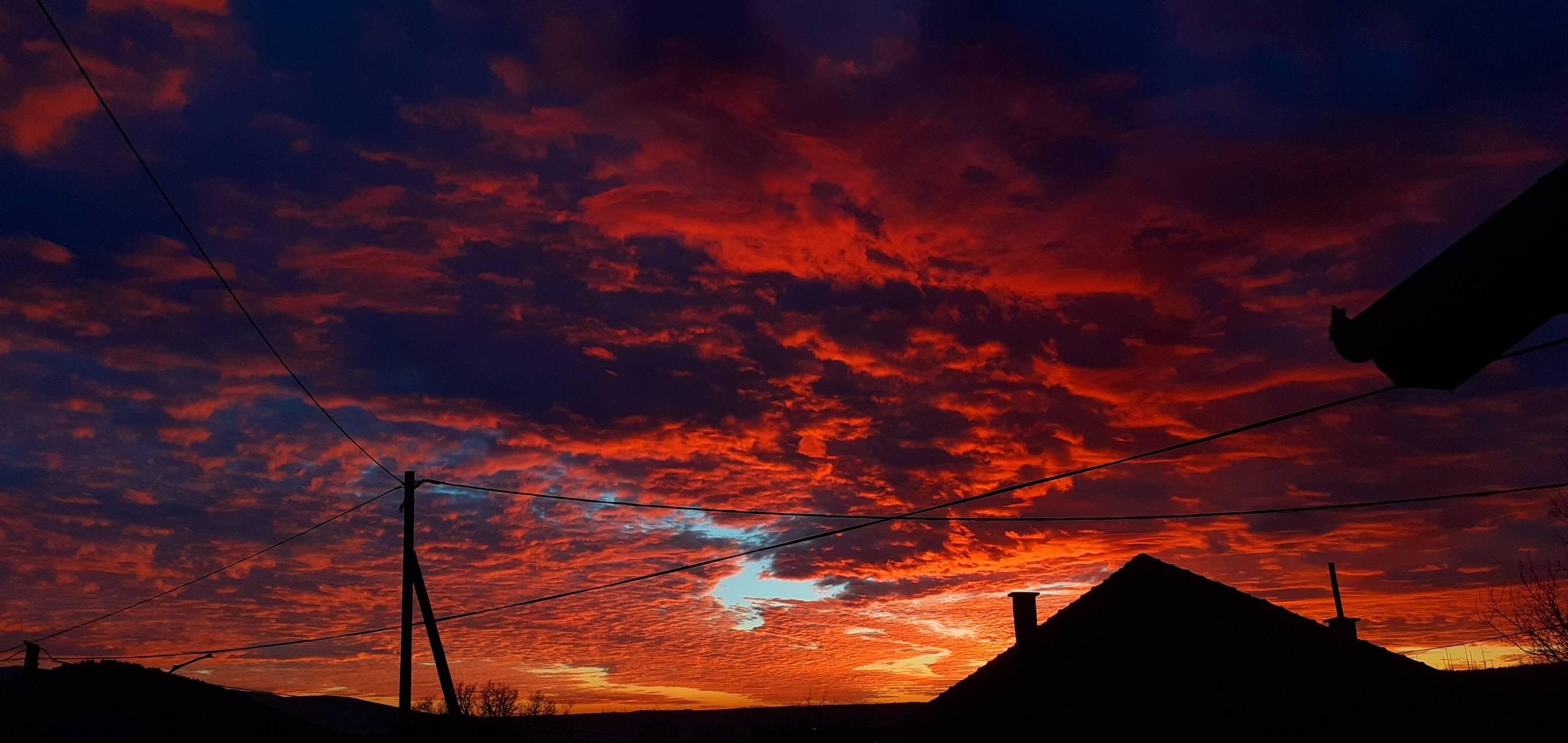 Firely sky