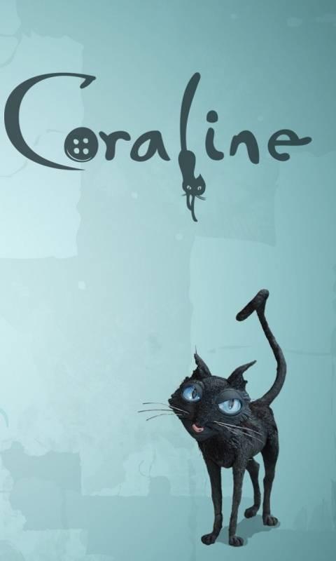 Coraline Cat Wallpaper By Shyneedeegee Cb Free On Zedge