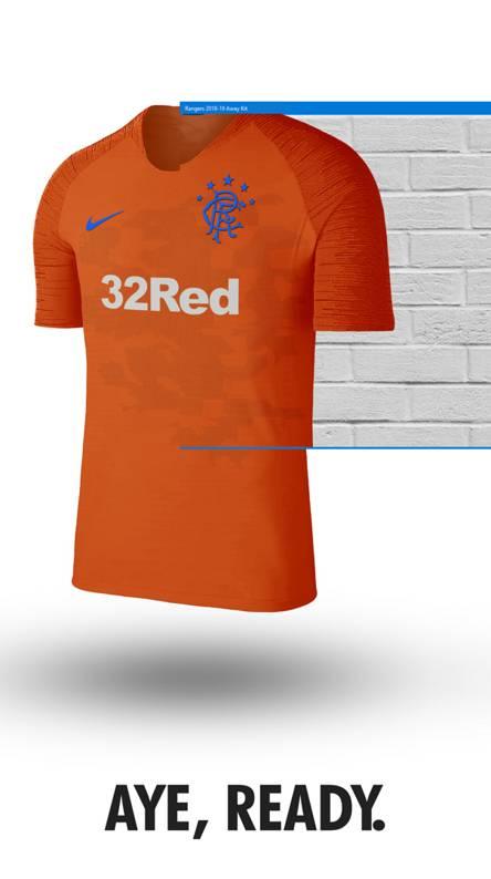 Rangers FC Nike