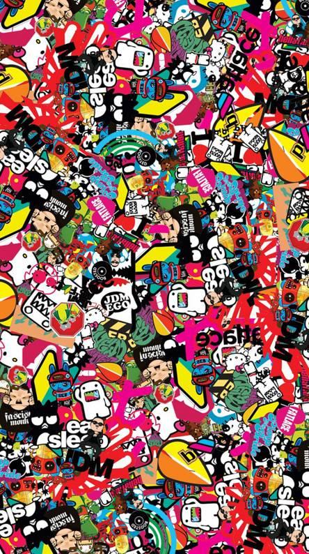 JDM Stickers