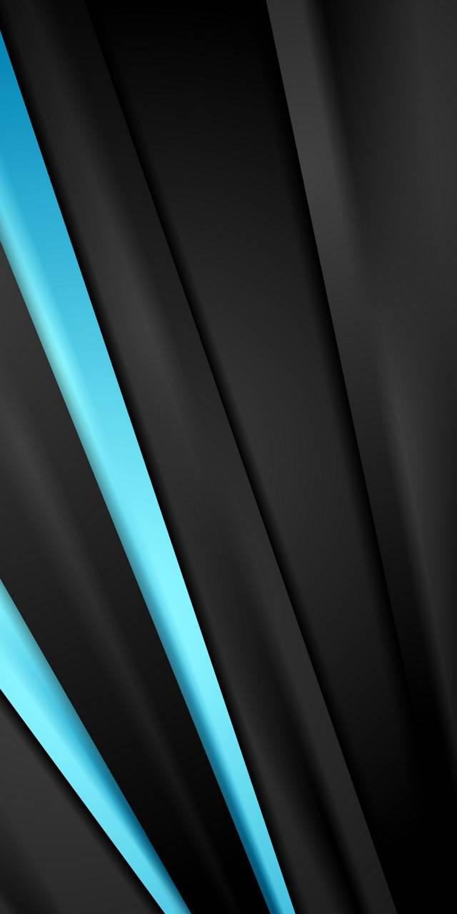 Cyan Stripes
