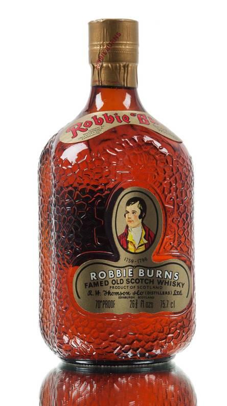 Robbie Burns Scotch