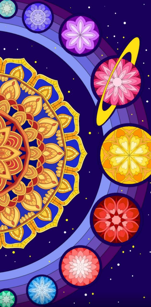 Mandala planets