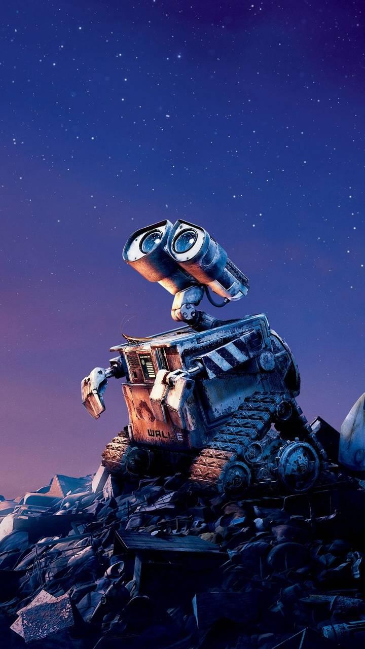 WALL-E CARTOON