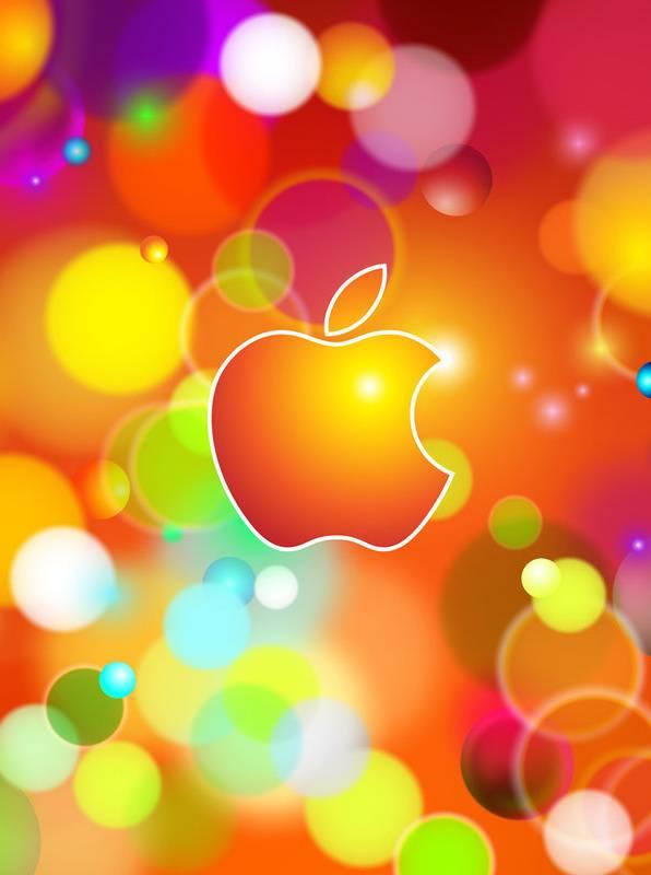 Colorfull Apple