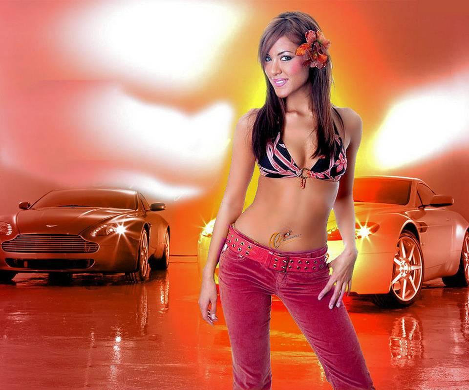 Aston Martin Babe