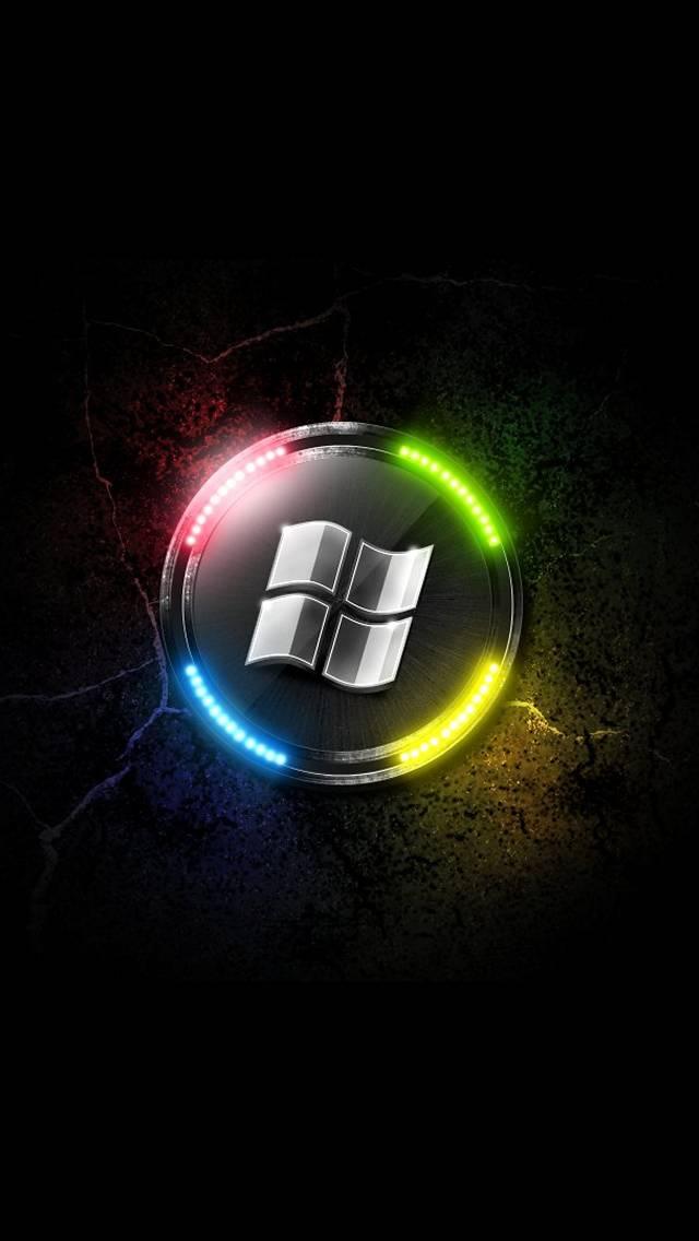 Neon-windows-logo