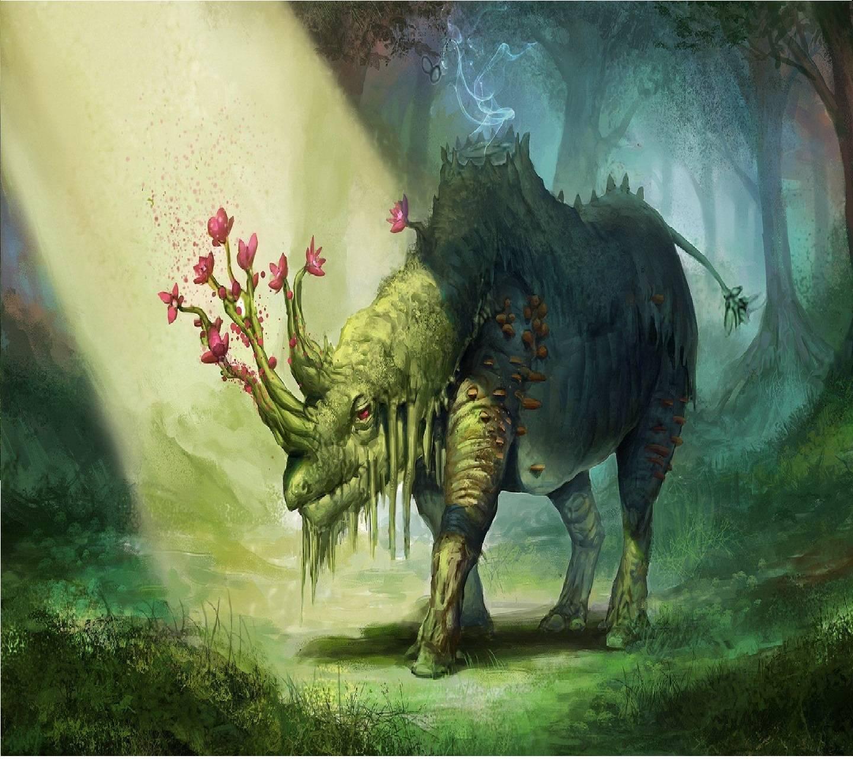 Forest Rhino