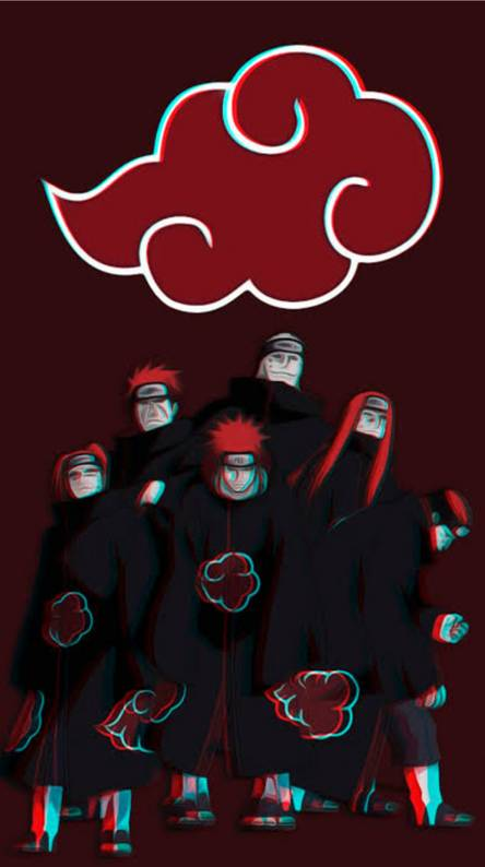 Naruto Akatsuki Wallpapers Free By Zedge
