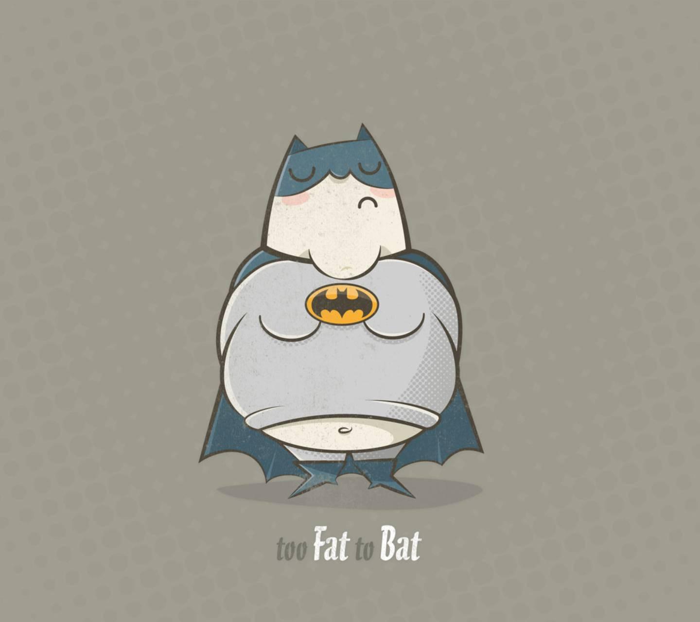 Fat Batman13
