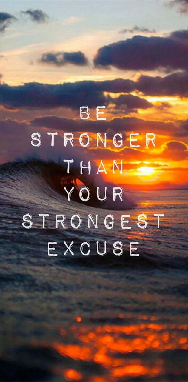 Be Stronger