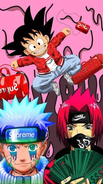 Supreme anime