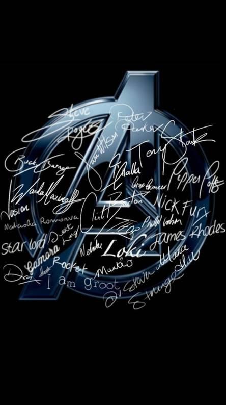 Avengers-Autographs