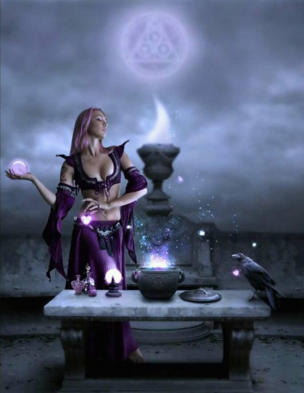 Magic is all around