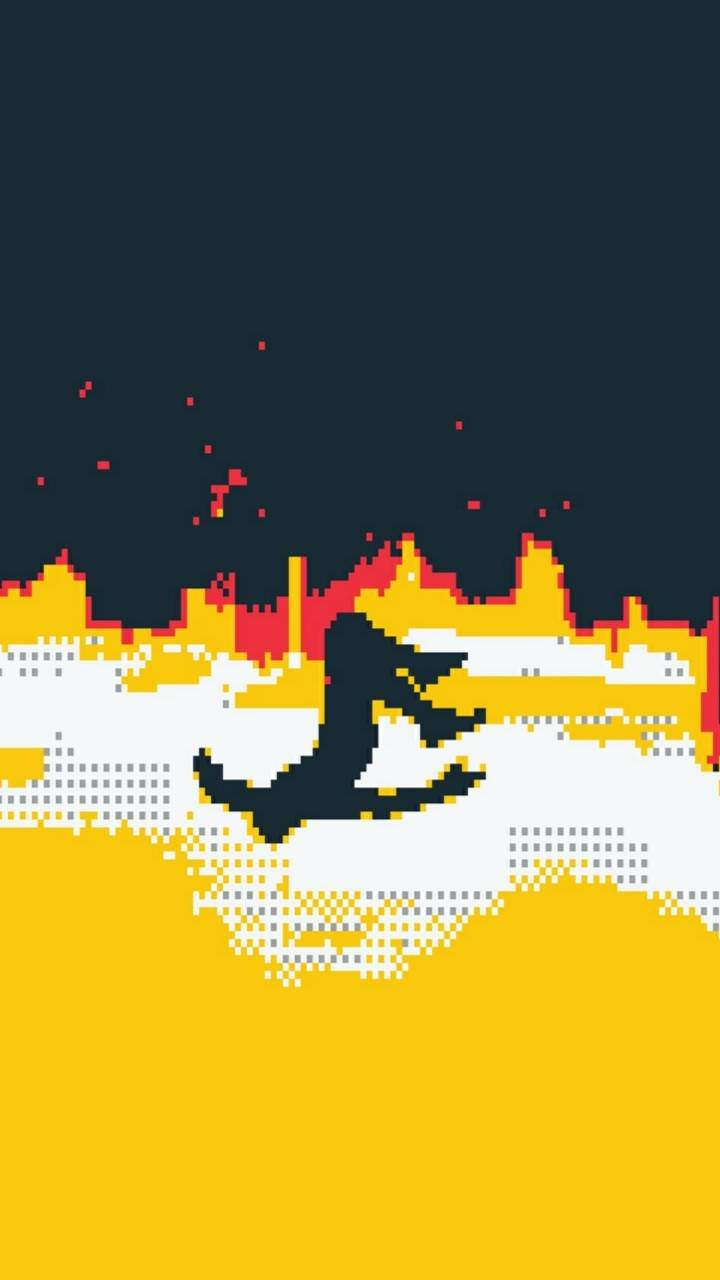 Spider-Man 8Bit wp