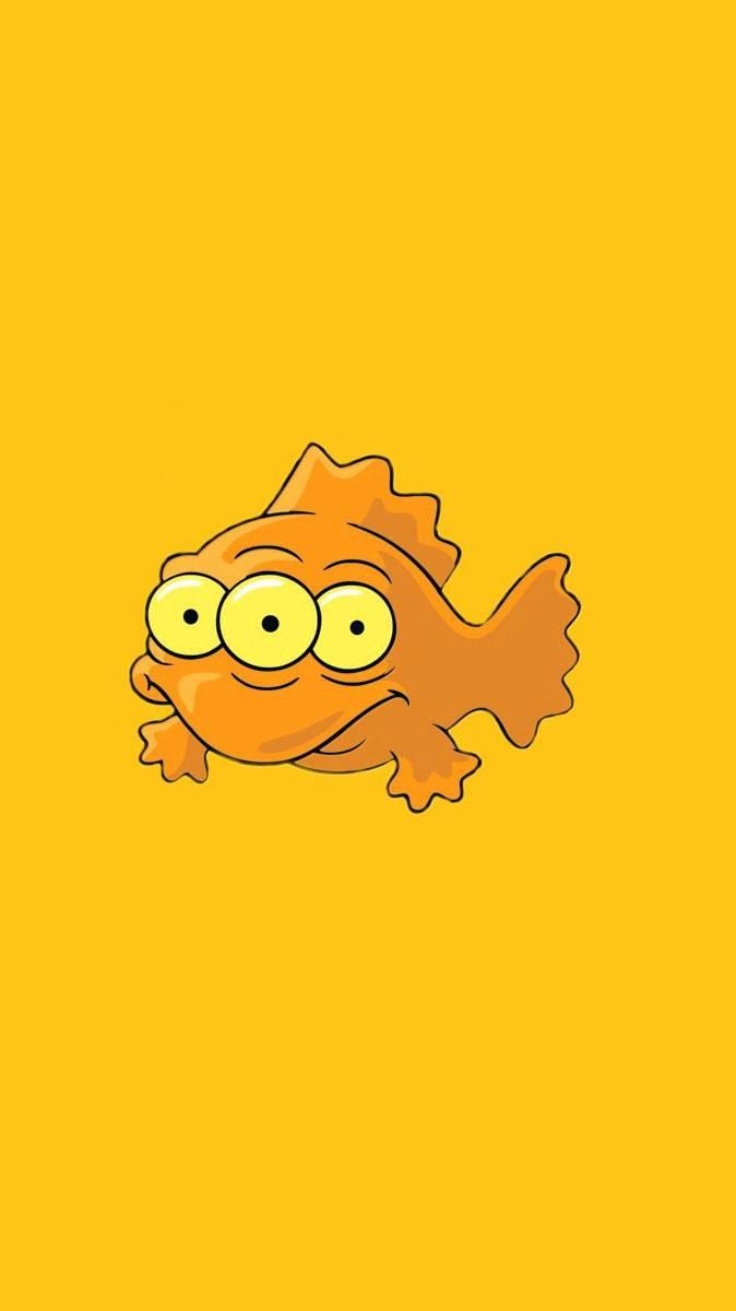 Three-eyed fish