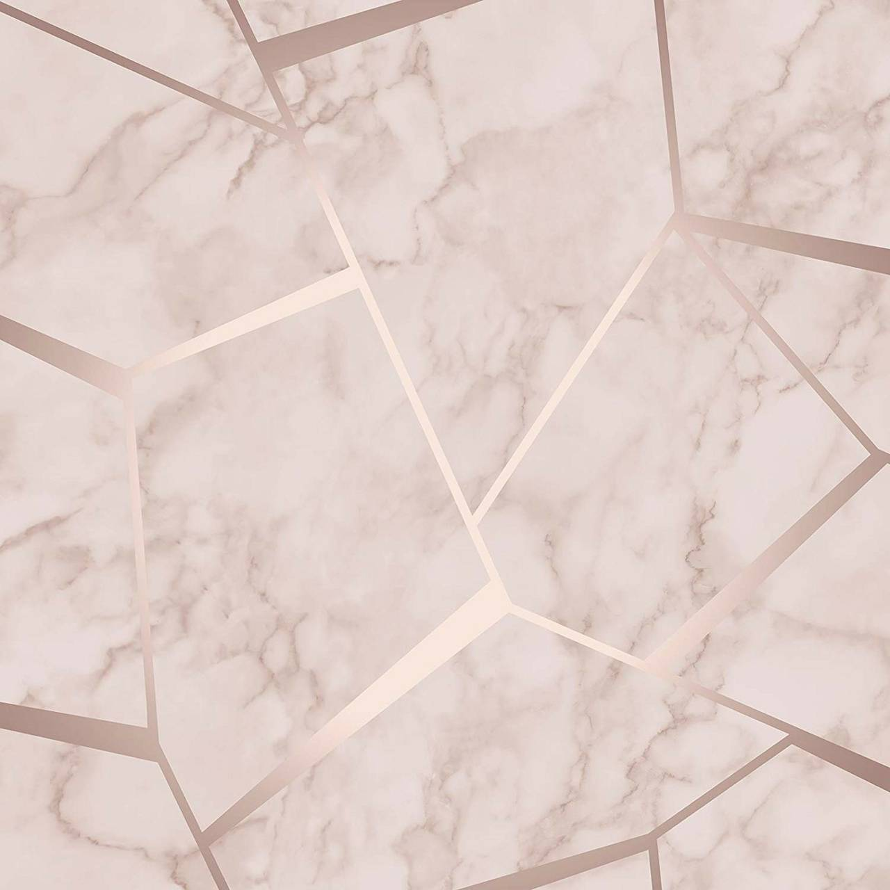 Marble rose gold