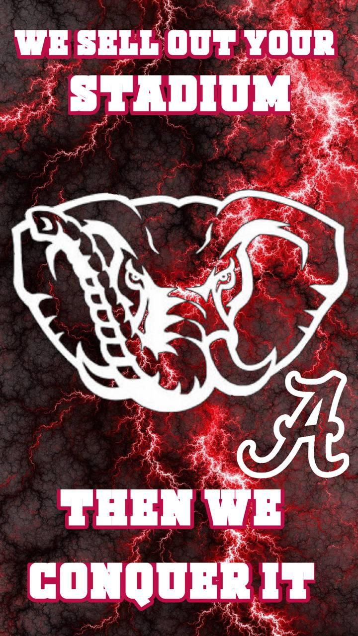 Alabama Crimson Tide Wallpaper By Bamapinkfan 46 Free On Zedge
