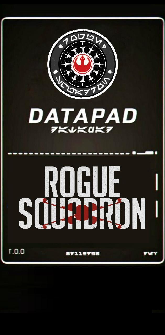 Rogues datapad
