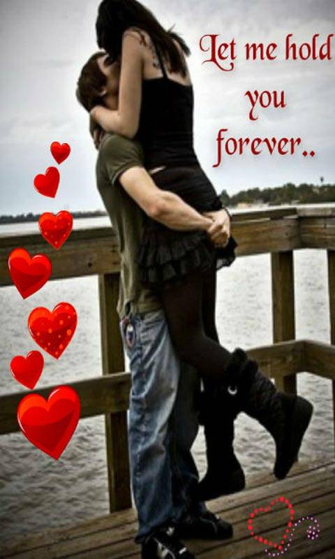 hold you forever