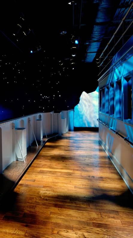 Titanic Night View