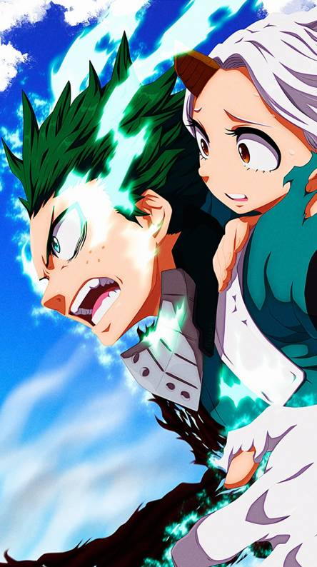 My Hero Academia Wallpapers Free By Zedge