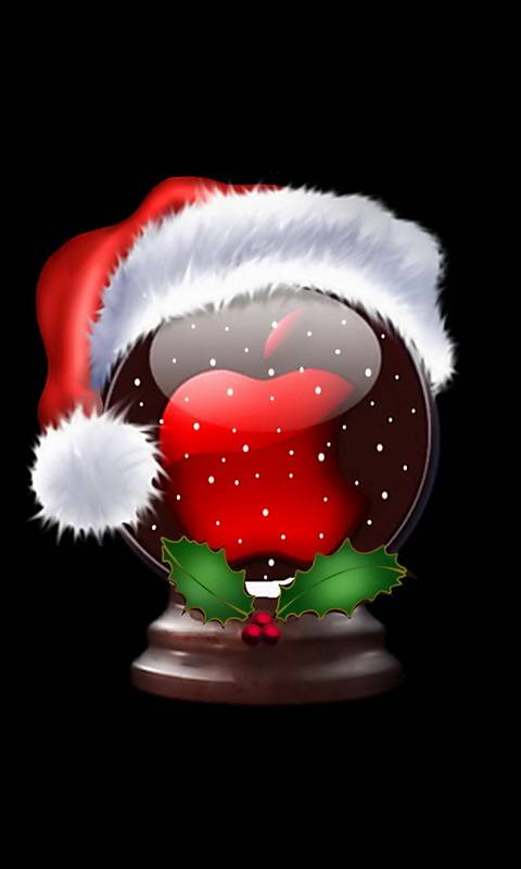Christmas Apple