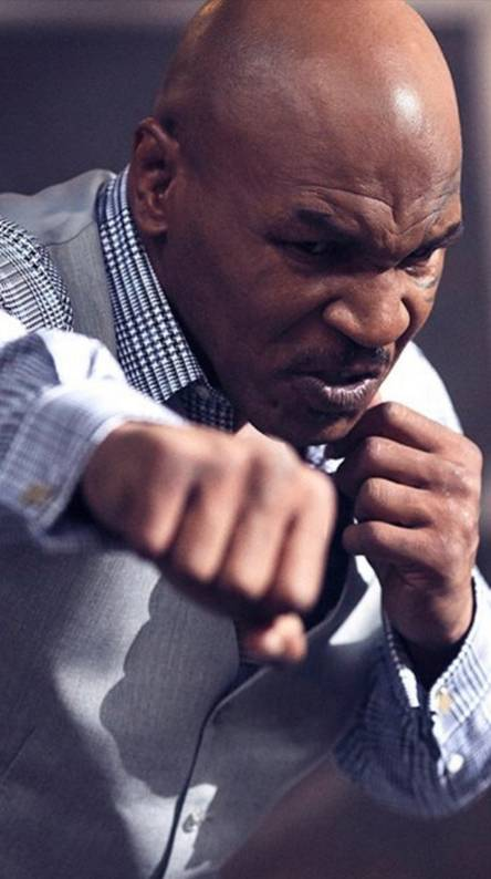 mike tyson punch