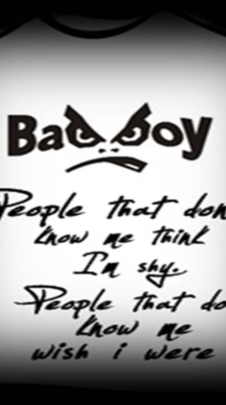 Bad Boy Wallpapers Free By Zedge