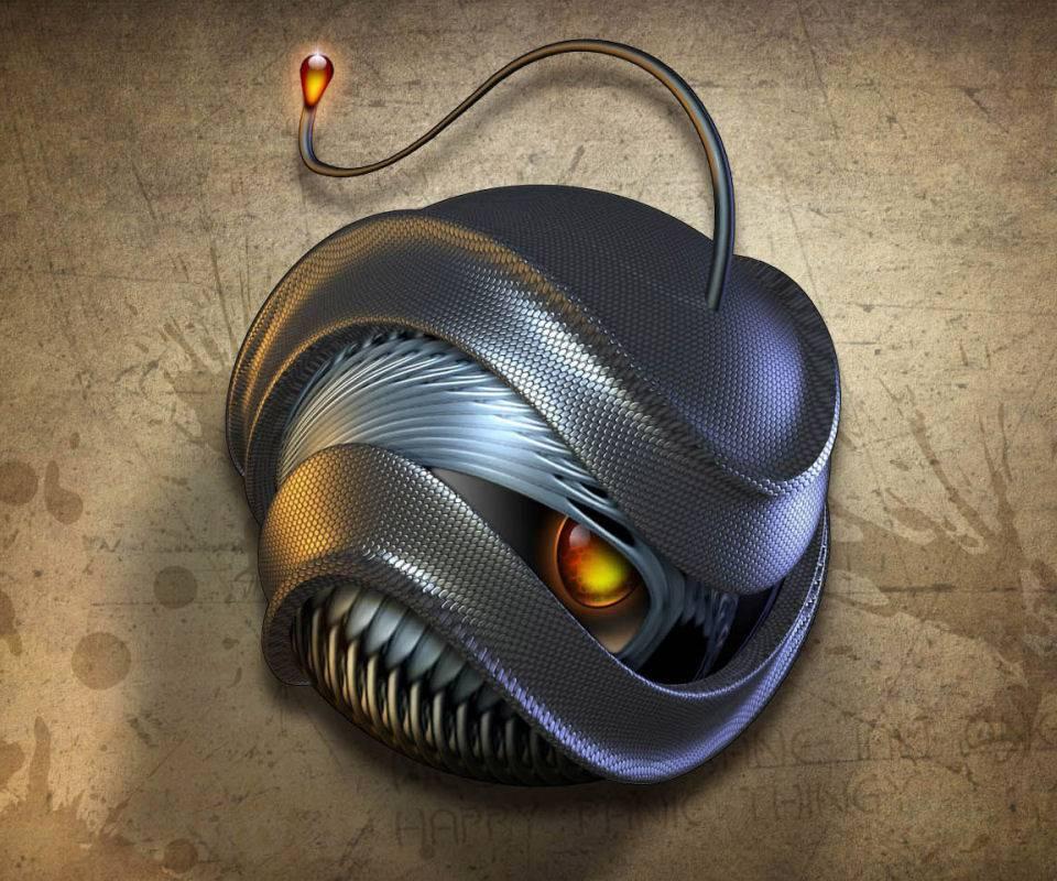 Screamer Droid