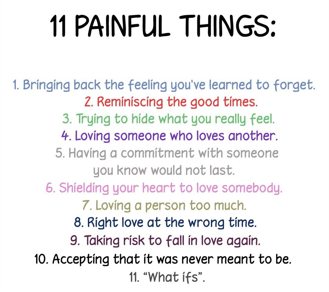11 Painful Things Wallpaper by _RoHaN__DeSaI_ - 67