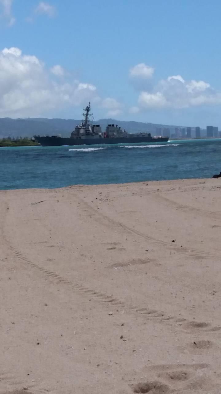 Ships Pearl harbor