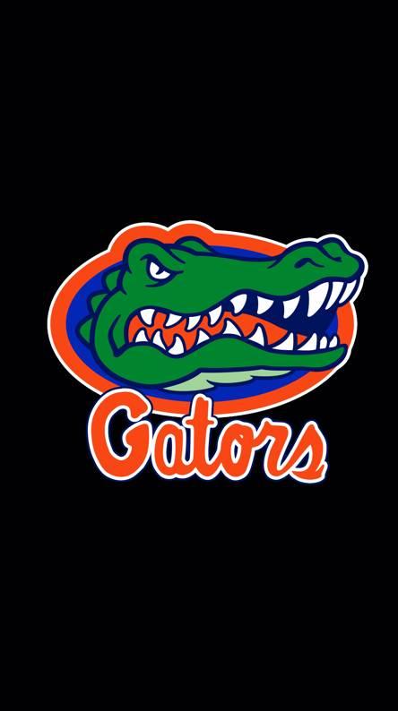 Gator Logo on Black
