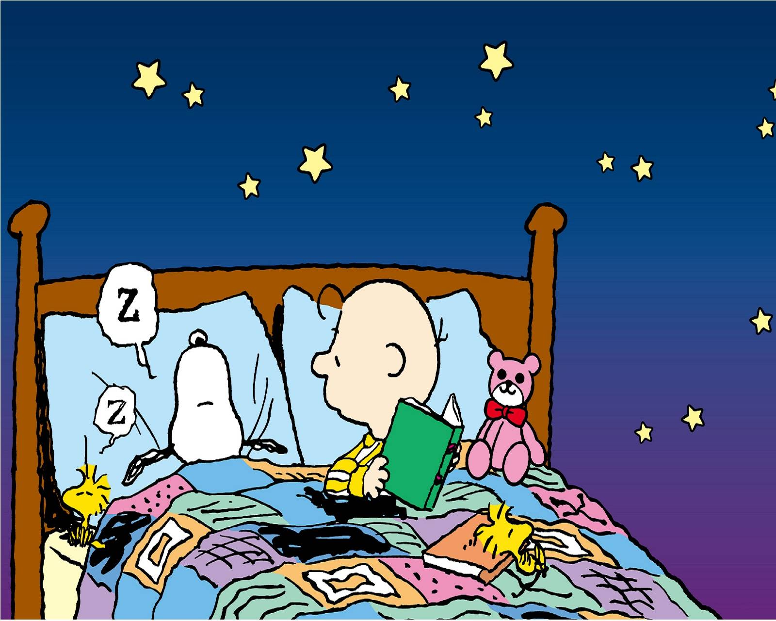Snoozy Snoopy