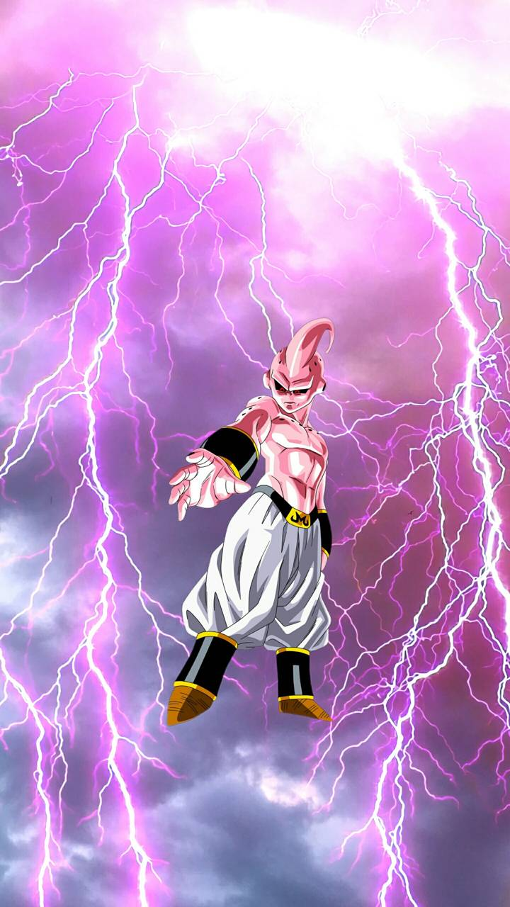 Kid Buu Wallpaper by DBjerzy - 78 - Free on ZEDGE™