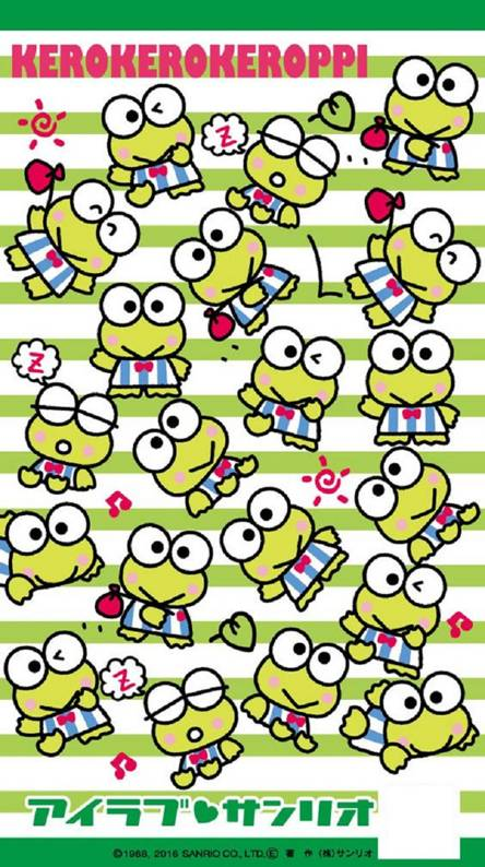 Keroppi Ringtones and Wallpapers - Free by ZEDGE™