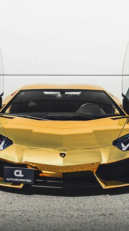 Gold Cars Wallpapers Free By Zedge