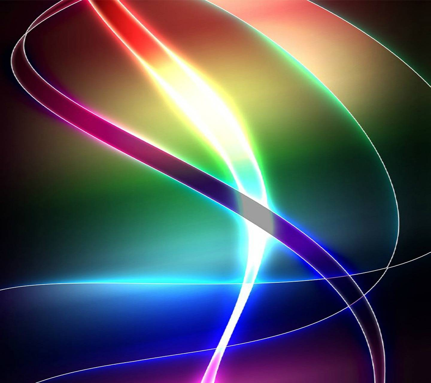 Abstract Rays Hd