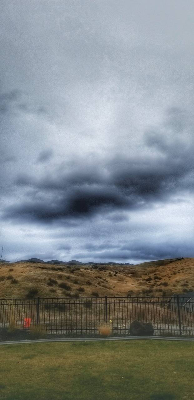 Dreary Hills