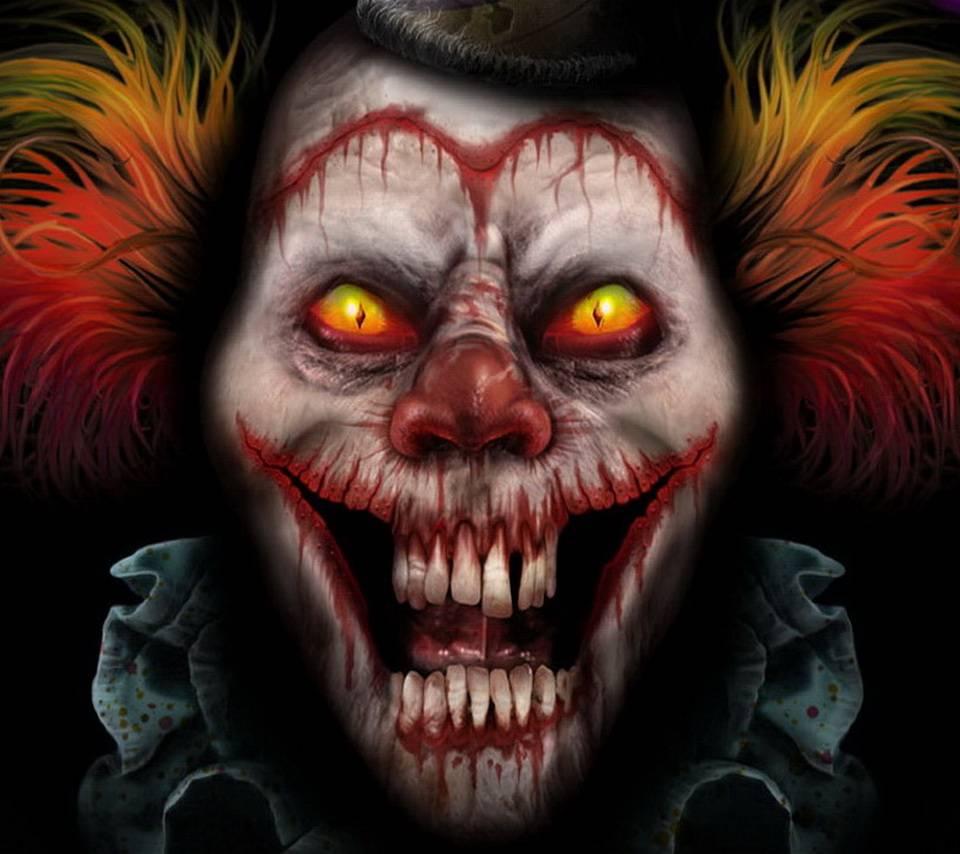 Evil Clown Hd